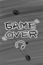 Meteor-GameOver