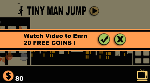 tiny-man-jump-how-to-implement-incentivized-video-in-unity2